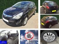 2011 Vauxhall Corsa 1.0 i ecoFLEX 12v Excite 4x4 3dr