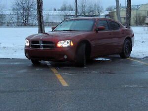 2007 Dodge Charger R/T AWD 5.7L Hemi (Aftermarket Exhaust)
