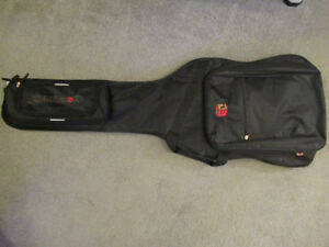 Electric Guitar Bag with backpack straps