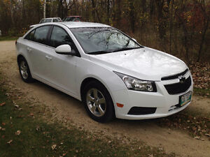 2012 Chevrolet Cruze lt MUST SELL