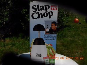 As Seen On TV Slap Chop
