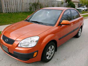 2009 Kia Rio great reliable vehicle