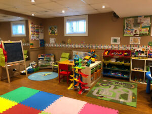 Childcare spots in TO Etobicoke. Starting $40/day. Special Promo