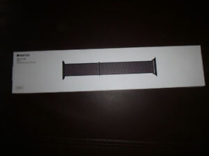 Apple Watch Strap Sport Loop: Black