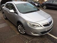 Vauxhall Astra 1.4 i 16v Turbo Elite 5dr LEATHER ALLOYS AC CD AUX 1.4 LOW INSURANCE GROUP