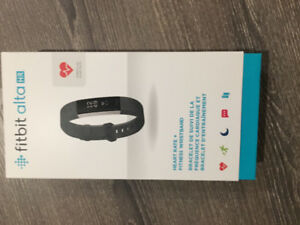 Fitbit Alta brand new in box never used