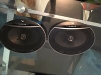 Fli FU69-F1 6x9 speakers (Pair)