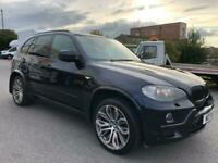 2008 BMW X5 3.0 SD M SPORT *AUTOMATIC* 5 DOOR *FULL LEATHER* HEATED SEATS