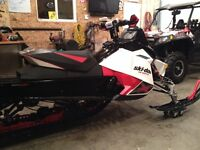 Skidoo 800 for trade for a summer car or jeep/truck