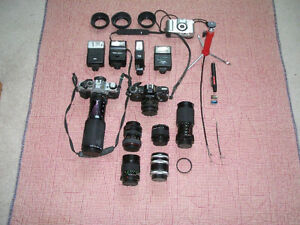 SLR, pocket and digital camera set - ** New Price **