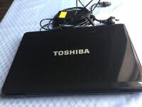 TOSHIBA Satellite L500 Laptop