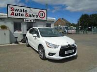 2015 15 CITROEN DS4 1.6 E-HDI DSIGN 115 BHP DIESEL - 16409 MILES - £30 ROAD TAX
