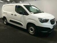 2019 Vauxhall Combo L2H1 2300 EDITION LWB *EURO 6* Panel Van Diesel Manual