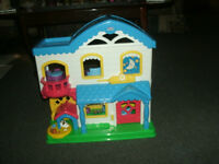 Fisher Price Busy Day Home Sounds Playhouse