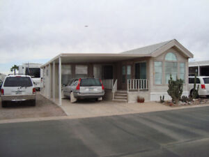 Now Only Dec.- Park Model in Sundance1 RV Park Casa Grande,AZ