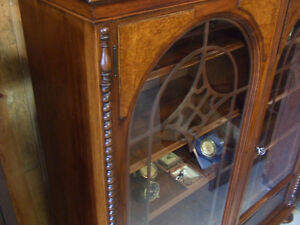 Antique bookcases, Walnut,double, Oak barrister London Ontario image 2
