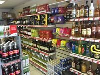 OFF LICENCE FOR QUICK SALE REDUCED PRICE £55,000