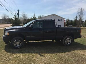 Dodge Ram 2500 diesel 4 wheel drive