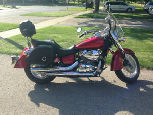 2008 Honda Shadow Aero 750 (with safety inspection)