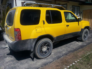 2000 Nissan Xterra SUV, Crossover just for off road fun only