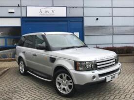 2005 Land Rover Range Rover Sport 2.7 TDV6 HSE 5dr Auto, Sunroof, Rear Entert...