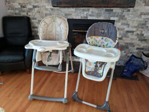 Baby & Toddler High Chairs