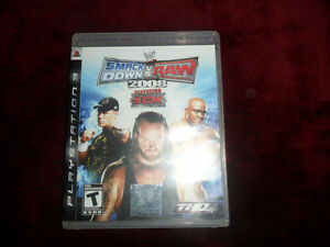 WWE PS 3 GAME