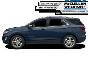 2019 Chevrolet Equinox Premier  - Leather Seats - $253.08 B/W