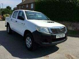 image for 2012 TOYOTA HILUX 2.5 D-4D HL2 TURBO DIESEL 4X4 DOUBLE CAB PICKUP