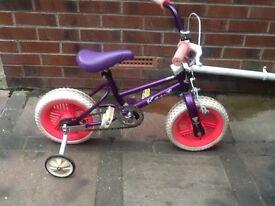 Kent sparkle kids bike