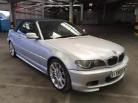 2005 BMW 330 M SPORT CONVERTIBLE 330CI AUTO AUTOMATIC 84K MILES! M3 E46