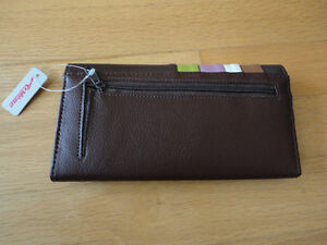 women's brown wallet Brand new with tags London Ontario image 3