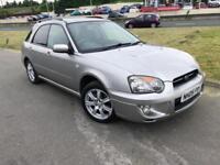 2005 Subaru Impreza 2.0 Auto GX - New MOT - Only 81612 Miles