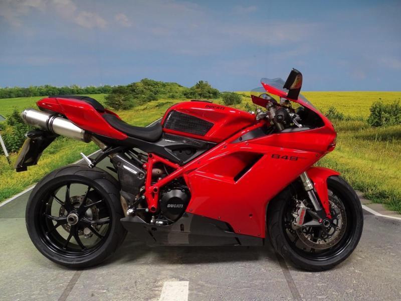 Ducati 848 Evo Superb Condition 7672 Low Mileage In Stoke On