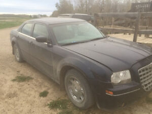 2005 Chrysler  300 Sedan for trades