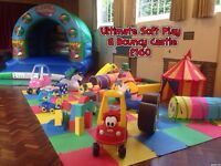 Soft Play Package Hire - bouncy castle - Table & Chair hire - Face Painting