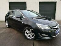2014 Vauxhall Astra 2.0 CDTi 16V SRi 5dr Automatic Diesel Estate ESTATE Diesel A