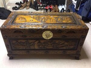 Chinese Design Chest