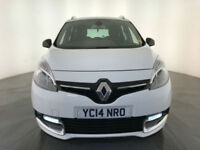 2014 RENAULT GRAND SCENIC D-QUETBOSE + NRG DCI 1 OWNER SERVICE HISTORY FINANCE