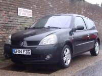 Renault Clio 1.2 16v Dynamique 2004(04) 3 Door Hatchback