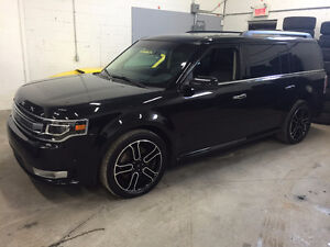 2013 Ford Flex Limited ecoboost AWD