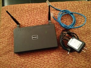Wireless N Router D-link DR-628