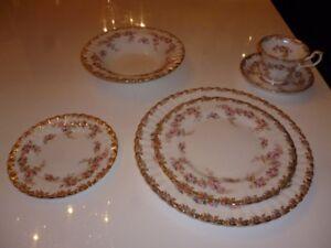 Service de vaisselle Royal Albert Dimity Rose England  (152)