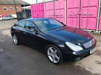 Mercedes-Benz CLS320 3.0CDi 7G-Tronic ,2008reg , FOR SALE