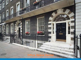 Fully Furnished - ( BEDFORD SQUARE -WC1B) Office Space to Let in West End - Central London