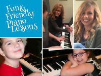 Piano Lessons in Paradise!