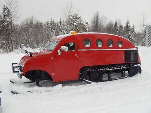 snowmobile Bombardier B12
