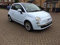 2008 Fiat 500 1.3 Multijet Lounge Hatchback 3dr Diesel Manual (110 g/km, 75