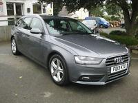 2013/13 Audi A4 Avant 2.0 TDI e SE Estate~1 OWNER~FDSH~£30 ROADTAX