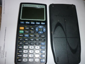 Texas Instruments TI-83 Plus Graphing Calculator ALMOST NEW